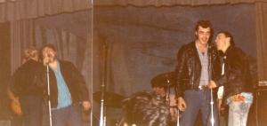 1980xxxx Pop, Colin & Smurf at Dunmow