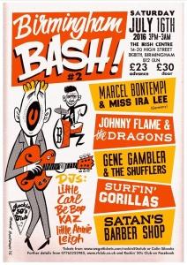 Birmingham Bash