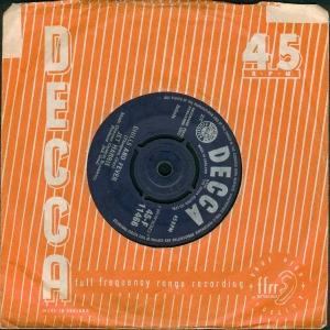45 Sleeve - Decca 1