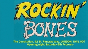 Rockin Bones poster